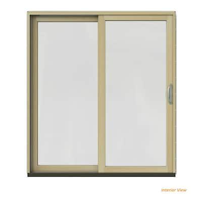 dark brown patio doors exterior