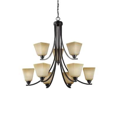 flemish-bronze-sea-gull-lighting-chandel