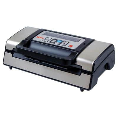 Black and Silver Deluxe Vacuum Sealer