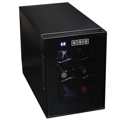 6-Bottle Thermoelectric Wine Chiller