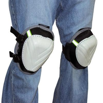 Kneesaver Molded Swivel Knee Pads (1-pair)