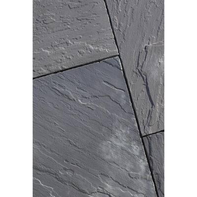 Slate 24 in. x 12 in. x 1.5 in. Bluestone Concrete Paver (24-Pieces/48 sq. ft./Pallet)