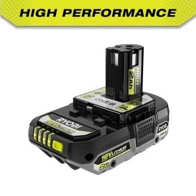 ONE+ 18V High Performance Lithium-Ion 2.0 Ah Compact Battery