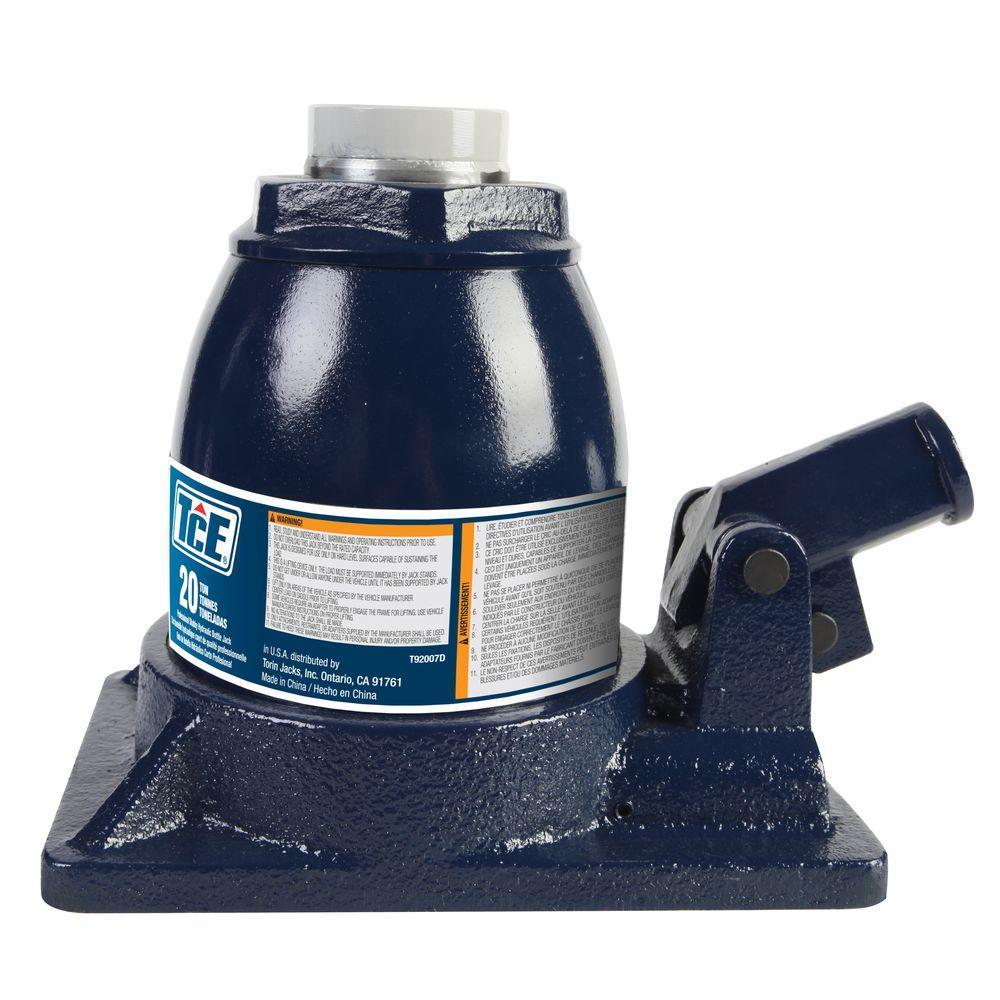 20-Ton Stuby Professional Bottle Jack