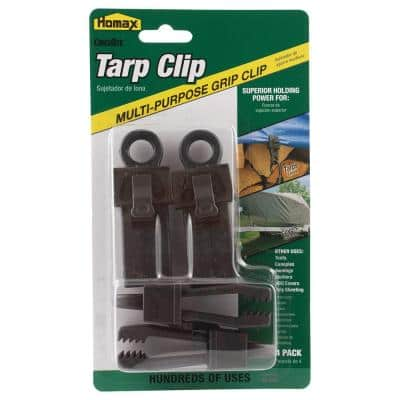 CinchTite Multi Purpose Tarp Clip (4-Pack)