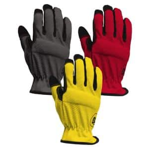 Large High Dex Gloves (3-Pack)