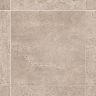 Lonney Tan Stone Residential Vinyl Sheet Flooring 13.2ft. Wide x Cut to Length