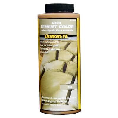 10 oz. Liquid Cement Color - Buff