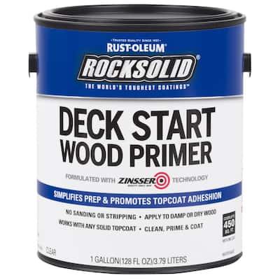 1 Gal. Deck Start Exterior Wood Primer Clear