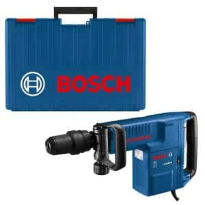 14 Amp 1-9/16 in. Corded Variable Speed SDS-Max Concrete Demolition Hammer with Carrying Case