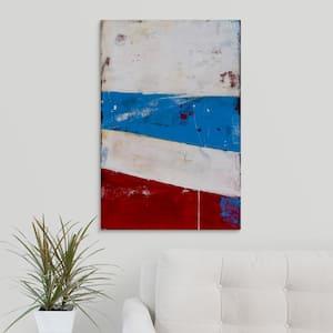 20 in. x 30 in. ''July'' by  Erin Ashley Canvas Wall Art