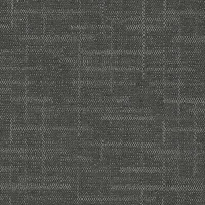 Builder Gray 24 in. x 24 in. Carpet Tiles (8 syds. case/carton - 18 Tiles case/carton)