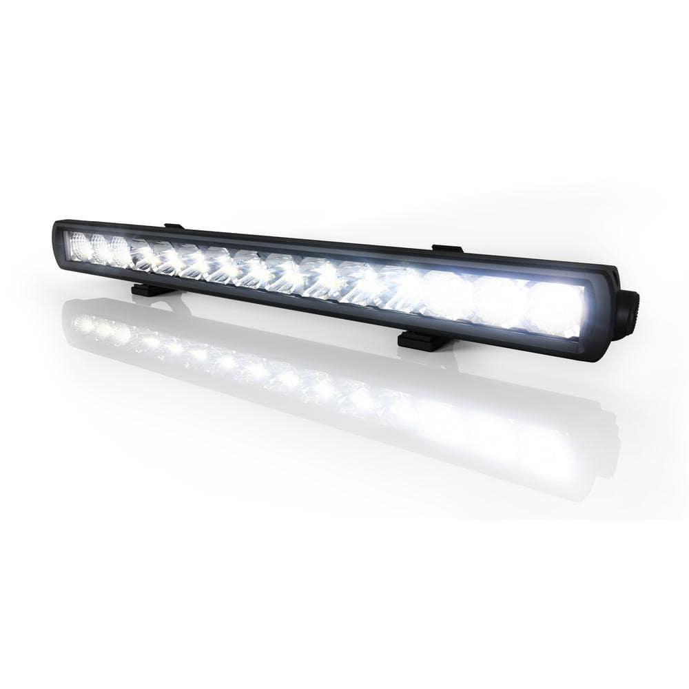 Ecco 20 In Single Row Utility Flood Lightbar Ew3120 The Home Depot