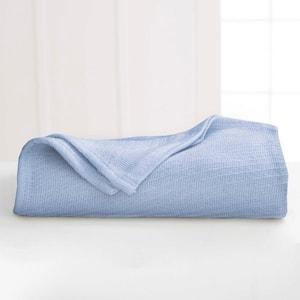 Cotton Blue Cotton King Blanket