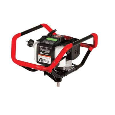 Dually 52cc 1- or 2-Person Earth Auger Powerhead, 10310