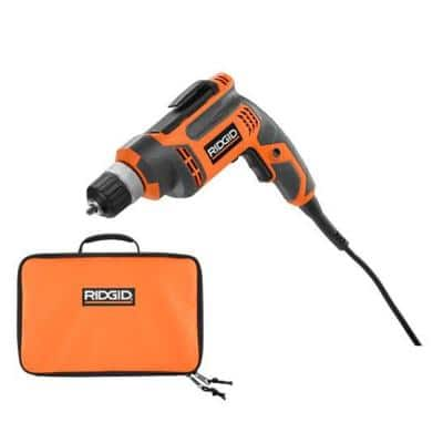 8 Amp 3/8 in. Corded Drill/Driver