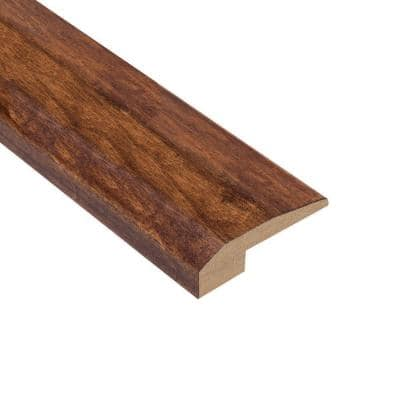 Kinsley Hickory 3/8 in. Thick x 2-1/8 in. Wide x 78 in. Length Carpet Reducer Molding