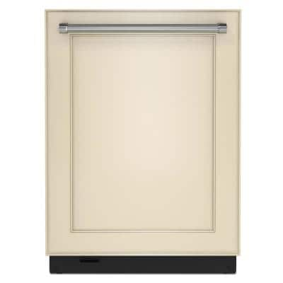 24 in. in Panel Ready Built-In Tall Tub Dishwasher with Stainless Steel Tub