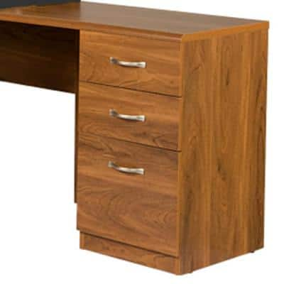 Autumn Oak Laminate 3-Drawer Extension Unit