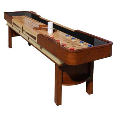 Merlot 12 ft. Shuffleboard Table