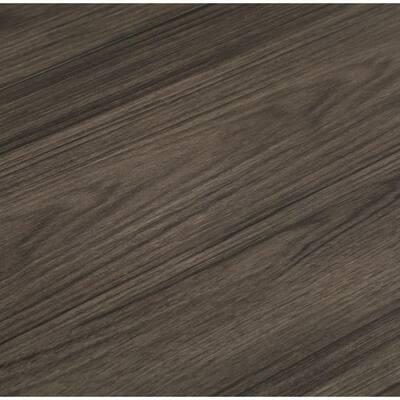 Take Home Sample - Iron Wood Luxury Vinyl Plank Flooring - 4 in. x 4 in.
