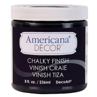 Americana Decor 8 oz. Carbon Chalky Finish