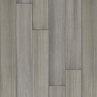 Juniper Hills 7 mm T x 5.12 in. W x 36.22 in. L Waterproof Engineered Click Bamboo Flooring (15.45 sq. ft./case)