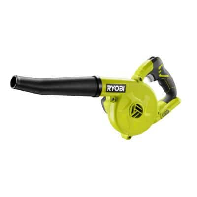 18-Volt ONE+ Cordless Compact Workshop Blower (Tool Only)