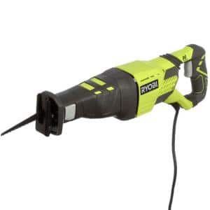 12 Amp Corded Reciprocating Saw