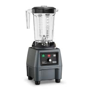CB15 128 oz. 10-Speed Grey Blender with 3.75 HP and Electronic Touchpad Controls with Copolyester Jar