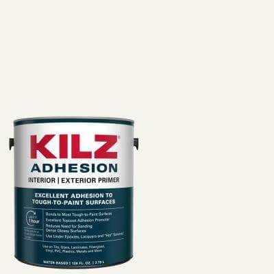 Adhesion 1 Gal. White  Bonding Interior/Exterior Primer