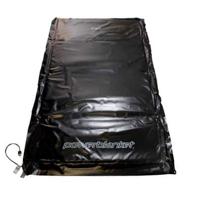 3 ft. x 4 ft. Ground Thawing Blanket