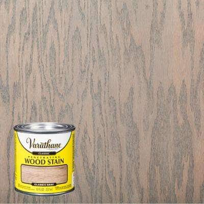 8 oz. Gray Classic Wood Interior Stain Classic