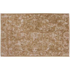Addison Rugs Fergus 7 Camel 1 Ft 6 In X 2 Ft 5 In Area Rug Hdfg7ca20x30 The Home Depot