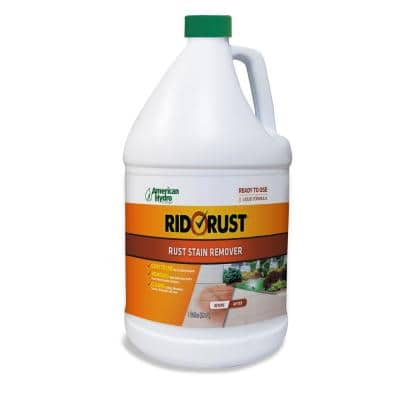 128 oz. Rust Stain Remover Rid O' Rust