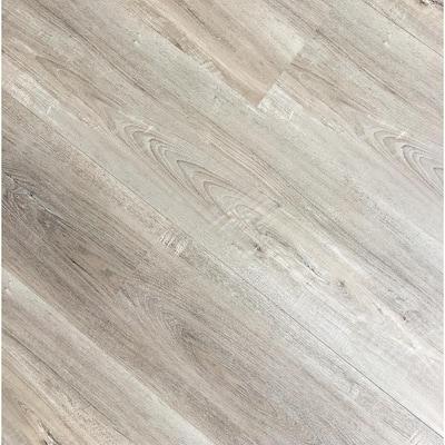 HydroStop Tropical Cape Floor&Wall DIY 7.2 in. W x 48 in. L Rigid Core SPC ClickFloating Vinyl Plank(24.00 sq.ft. /case)