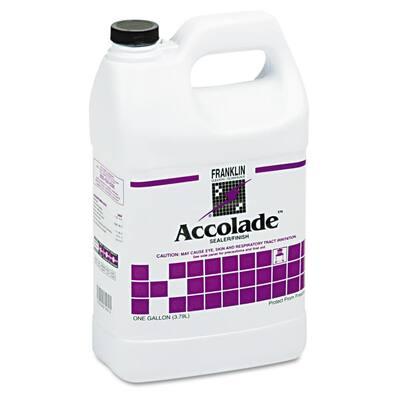 Accolade Floor Sealer, Non-Carpet Cleaner, 1 Gal. Bottle (4/Carton)