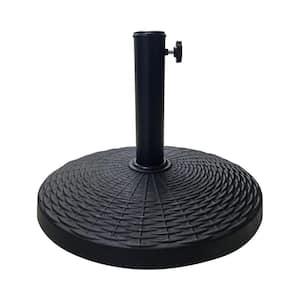 22 lbs. Heavy-Duty Round Outdoor Patio Umbrella Base