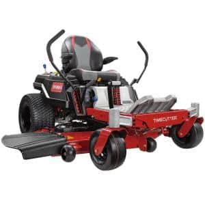 54 in. TimeCutter IronForged Deck 24.5 HP Commercial V-Twin Gas Dual Hydrostatic Zero Turn Riding Mower with MyRIDE