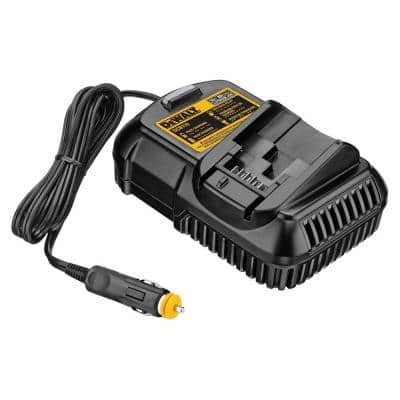 20-Volt Max Lithium-Ion Vehicle Battery Charger