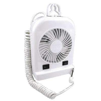 Portable Reading Light with Fan