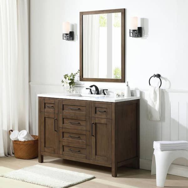 Ove Decors Tahoe 48 In W X 21 D, 4 Ft Bathroom Vanity