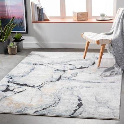 Elspeth Gray 5 ft. x 7 ft. Indoor Area Rug