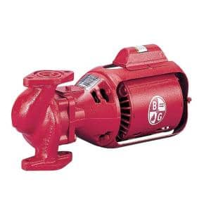 Series 100 3-Piece Oil-Lubricated Booster Pump