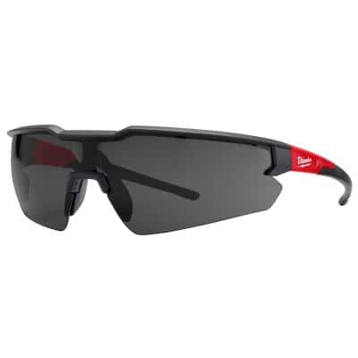 Safety Glasses with Tinted Anti-Fog Lenses