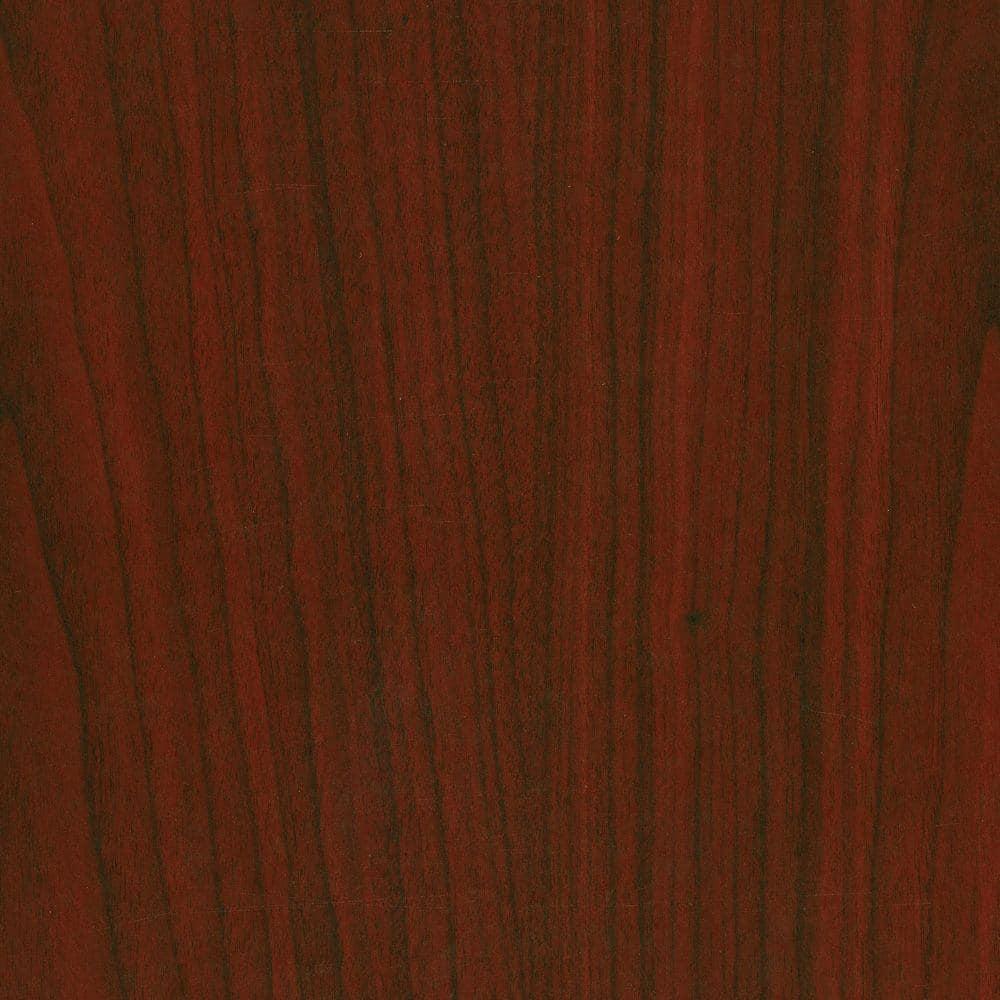 Wilsonart 4 Ft X 8 Ft Laminate Sheet In Empire Mahogany With Premium Textured Gloss Finish 7122k73504896 The Home Depot