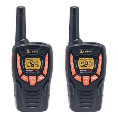 23-Mile Range 2-Way Radio Value Pack