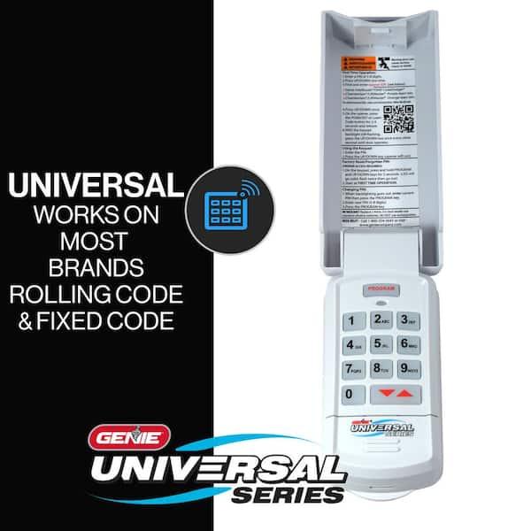 Genie Universal Wireless Keypad, Genie Outdoor Garage Door Opener