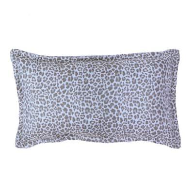 Leopard Outdoor Lumbar Pillow (1-Pack)