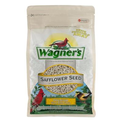 5 lb. Safflower Seed Wild Bird Food